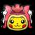 Pikachu Pokédisfraz Gyarados variocolor PLB.png