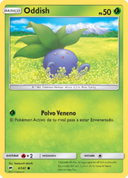 Oddish (Sombras Ardientes TCG).png