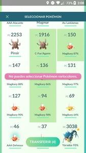 Transferir Pokémon variocolor en masa GO.jpg