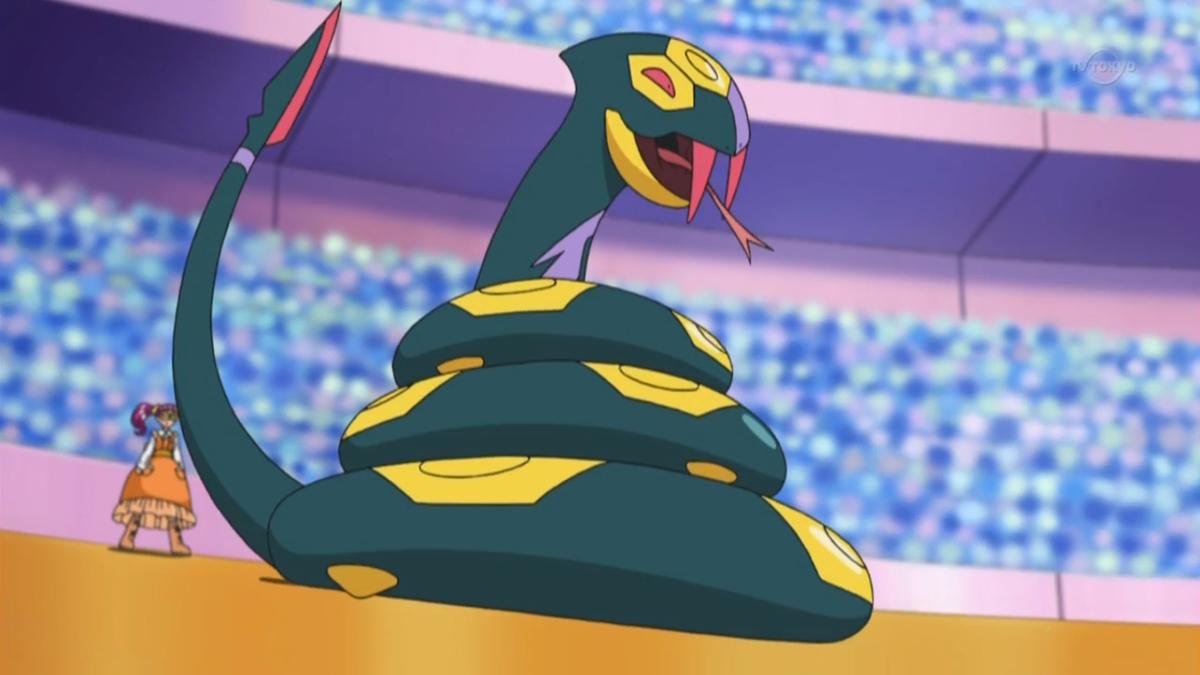 Seviper de Jessie - WikiDex, la enciclopedia Pokémon