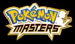 Logotipo de Pokémon Masters.