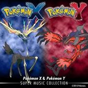 Pokémon X & Pokémon Y - Super Music Collection.jpg