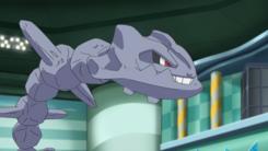 Steelix de Brock