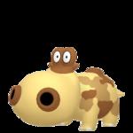 Hippopotas macho