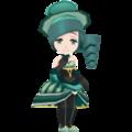 Dama de combate Aurora Modelo 3D.png