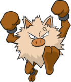 Primeape (dream world).png