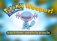"""""""Este Pokémon esta cubierto con una película pegajosa y venenosa""""."""