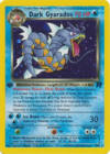 Dark Gyarados (Team Rocket 8 TCG)