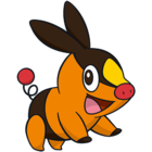 Tepig (dream world) 2.png