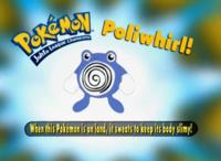 """Para mantenerse húmedo este Pokémon suda""."