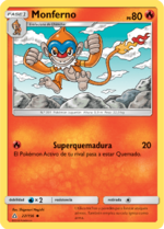 Monferno (Ultraprisma TCG).png