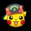 Pikachu gorra Hoenn