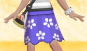 Falda de Flores Violeta.png