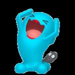 Wobbuffet hembra