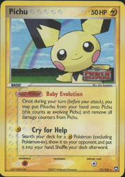 Pichu (Power Keepers TCG).png