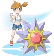 Misty y Starmie Pokémon Masters.png