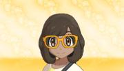 Gafas de Pasta Naranja F.png