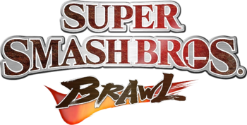 Logo de Super Smash Bros. Brawl