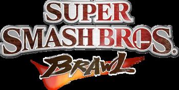 Logo de Super Smash Bros. Brawl