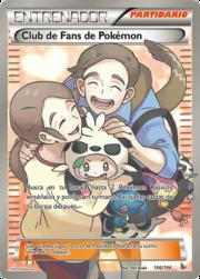 Club de Fans de Pokémon (Destellos de Fuego 106 TCG).png