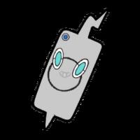SmartRotom gris.png