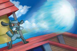 Segunda misión especial de Pokémon Ranger 2.png