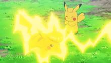 Banchō usando rayo