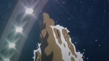 Roca afilada de Flygon.
