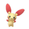 Plusle GO.png