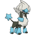 Furfrou estrella (dream world).png