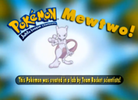 """Este Pokémon fue creado por un grupo de científicos""."