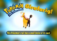 """""""La cola de este Pokémon tiene un pequeño cerebro propio""""."""