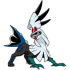 Silvally siniestro (dream world).png