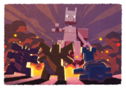 Artwork Mewtwo en la Sala Legendaria.png