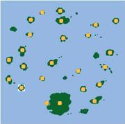 Localización de Isla Valencia.