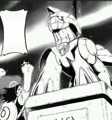 Estatua de Dialga