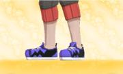 Zapatillas de Deporte Violeta.png