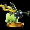 Trofeo de Greninja (alt.) SSB4 (Wii U).png