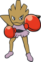 Hitmonchan (dream world).png