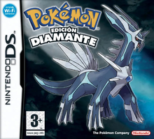 Pokémon Edición Diamante