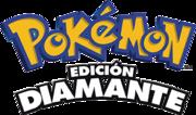 Logo de Pokémon Edición Diamante