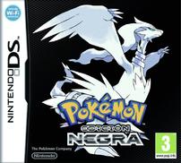 Carátula de Pokémon Negro