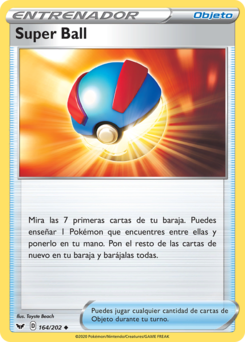 Carta Super Ball