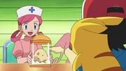 EP673 Enfermera Joy con el huevo.jpg