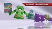 Un Bronzong variocolor en Pokémon Rumble.