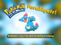 """""""Este Pokémon es tan grande que no se puede sostener en pie""""."""