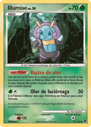Illumise (Grandes Encuentros TCG).png