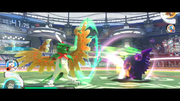 Decidueye ataque con flecha Pokkén Tournament.png