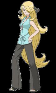 Ilustración de Cintia en Pokémon Best Wishes 2.png
