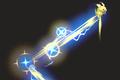 Pichu usando ataque rápido SSBU.png